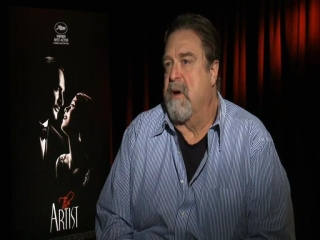 The Artist John Goodman On His Character