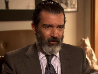 Haywire Antonio Banderas On Working With Gina Cardano