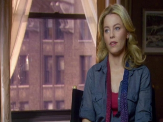 Man On A Ledge Elizabeth Banks On Her Character - Man on a Ledge - Flixster Video