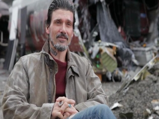The Grey Frank Grillo On Shooting Up In Smithers