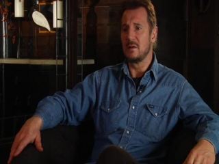 The Grey Liam Neeson On The Primal Nature Of The Story