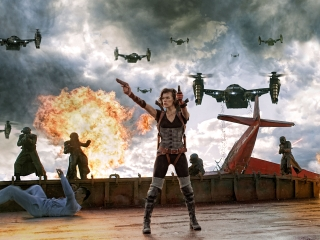 Resident Evil Retribution Trailer 1