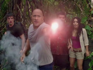 Journey 2 The Mysterious Island Thats Emasculating - Journey 2 The Mysterious Island - Flixster Video