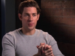Big Miracle John Krasinski On His Character Being The Firtst To Report On The Whales