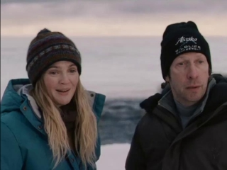 Big Miracle The Whales Start Their Journey Through The Newly Cut Holes In The Ice