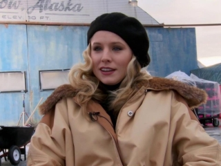 Big Miracle Kristen Bell On Her Character - Big Miracle - Flixster Video