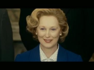 The Iron Lady (Spanish Trailer)