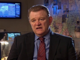 Safe House Brendan Gleeson On Barlow