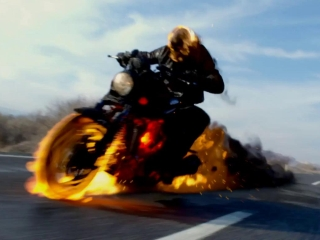 Ghost Rider Spirit Of Vengeance First Look Featurette