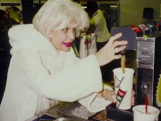 Carol Channing on showtime