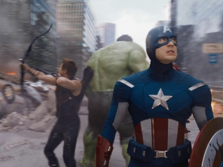 Marvels The Avengers Super Bowl Spot