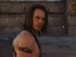 John Carter 60 Second Extended Spot
