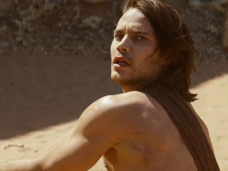 John Carter Super Bowl Spot Uk
