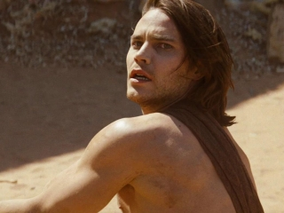 John Carter In-game Spot