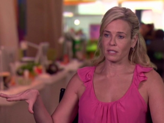 Chelsea Handler On The Story