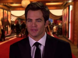 This Means War Chris Pine On His Character - This Means War - Flixster Video