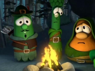Veggietales Robin Good And His Not-so-merry Men