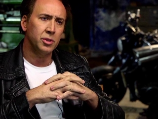 Ghost Rider Spirit Of Vengeance Nicolas Cage On How This Movie Differs From The First