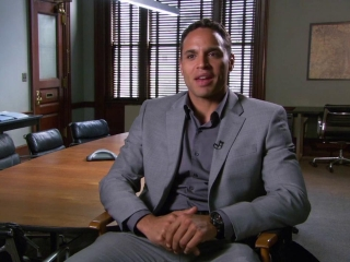 Gone Daniel Sunjata On What Makes The Film Unique