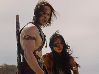 John Carter Canyon Escape - John Carter - Flixster Video
