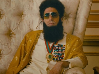 The Dictator (German Trailer 1)