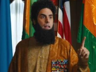 The Dictator (French/Belgium)