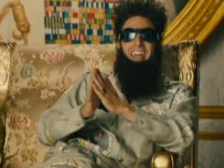 The Dictator (Uk Trailer 1)