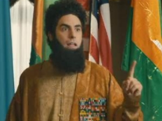 The Dictator (French Dubbed/Belgium)