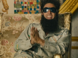 The Dictator (Danish)