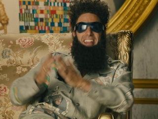 The Dictator (Spanish Trailer 1)