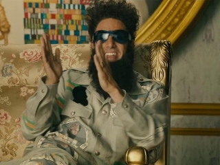The Dictator (Finnish)