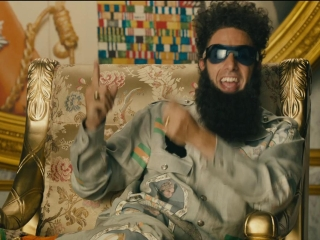 The Dictator (Greek)
