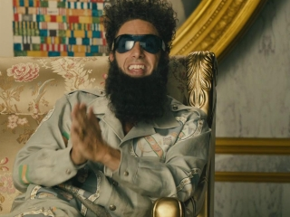The Dictator (Italian Trailer 1)