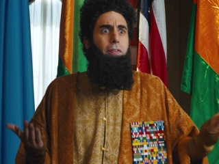 The Dictator (Italian Trailer 2)