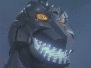 Godzilla Vs Mechagodzilla II