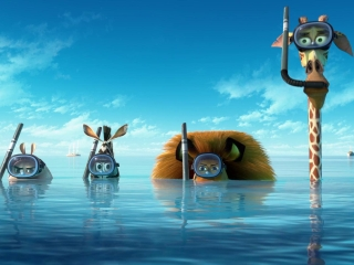 Madagascar 3 (Dutch)