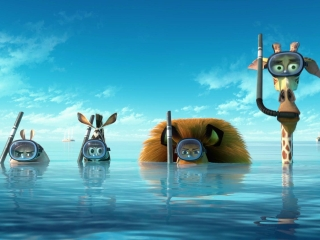Madagascar 3 (Swedish)