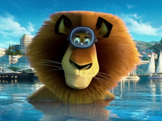 Madagascar 3 (French Trailer 2)