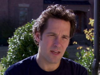 Wanderlust Paul Rudd On The Story