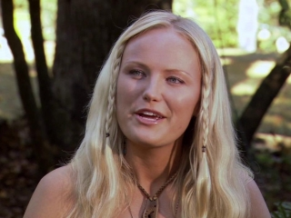 Wanderlust Malin Akerman On The Story - Wanderlust - Flixster Video