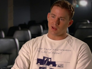 21 Jump Street Channing Tatum On Why His Character Became A Cop