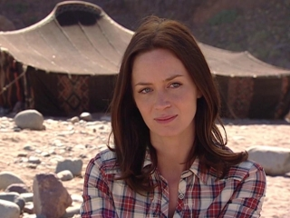 Salmon Fishing In The Yemen Emily Blunt On Her Character