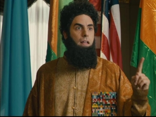 The Dictator (French/Canada Trailer 1)