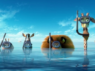 Madagascar 3 (French/Canada Trailer 1)