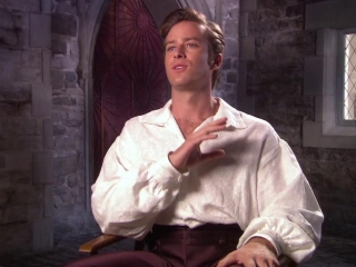 Mirror Mirror Armie Hammer On The Films Adaptation Of The Story