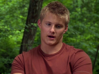 The Hunger Games Alexander Ludwig On His Character