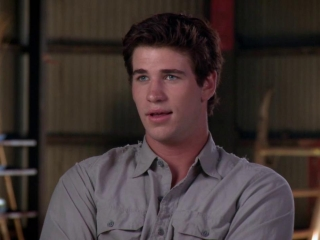 The Hunger Games Liam Hemsworth On His Character