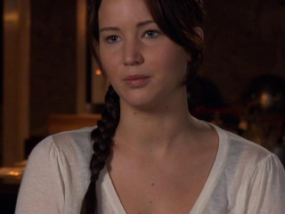 The Hunger Games Jennifer Lawrence On The Books