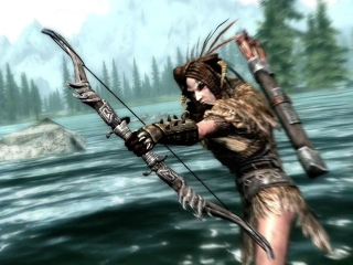 Elder Scrolls Five Skyrim