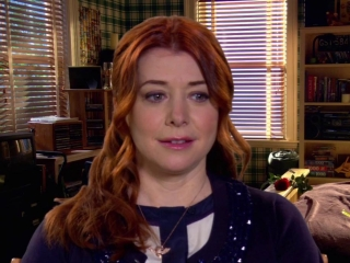 American Reunion Alyson Hannigan On Jason Biggs